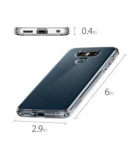 """Skaidrus silikoninis dėklas Huawei P10 telefonui """"Kisswill"""""""
