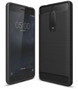 """Juodas dėklas Nokia 5 telefonui """"Tech-Protect"""""""