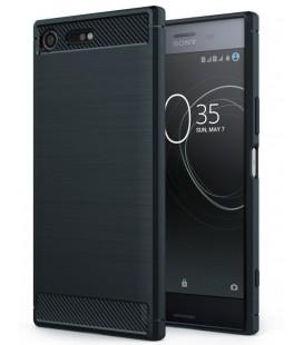 """Juodas dėklas Sony Xperia XZ Premium telefonui """"Tech-Protect"""""""