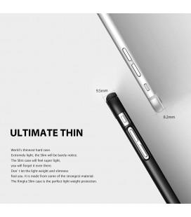 "Juodos spalvos ""Spigen Neo Hybrid"" Samsung Galaxy S8 Plus G955  blizgus dėklas"