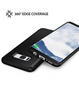 "Juodos spalvos ""Spigen Neo Hybrid"" Samsung Galaxy S8 G950 dėklas"