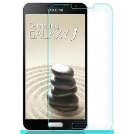 """Apsauginė ekrano plėvelė - grūdintas stiklas """"Tempered Glass"""" Samsung Galaxy J J100 telefonui."""