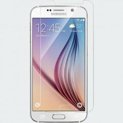 """Apsauginė ekrano plėvelė - grūdintas stiklas """"Tempered Glass"""" Samsung Galaxy S6 telefonui."""