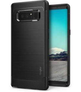 """Juodas dėklas Samsung Galaxy Note 8 telefonui """"Ringke Onyx"""""""