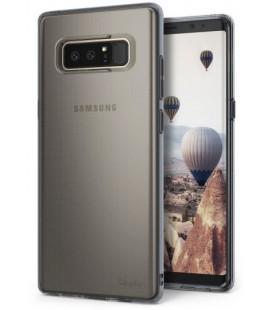 """Juodas dėklas Samsung Galaxy Note 8 telefonui """"Ringke Air"""""""