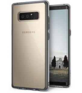 """Juodas dėklas Samsung Galaxy Note 8 telefonui """"Ringke Fusion"""""""