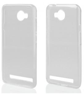 """Skaidrus silikoninis dėklas Huawei Ascend Y3 II (2016) telefonui """"Clear"""""""