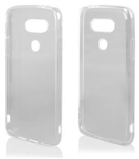 "Skaidrus silikoninis dėklas LG G5 telefonui ""Clear"""