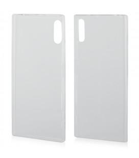 "Skaidrus silikoninis dėklas Sony Xperia XZ telefonui ""Clear"""