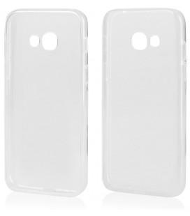 """Skaidrus silikoninis dėklas Samsung Galaxy A3 2017 telefonui """"Clear"""""""