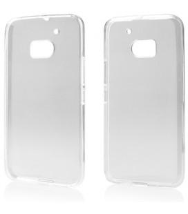 """Skaidrus silikoninis dėklas HTC 10 telefonui """"Clear"""""""