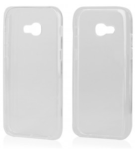 """Skaidrus silikoninis dėklas Samsung Galaxy A5 2017 telefonui """"Clear"""""""