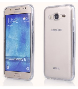 """Skaidrus silikoninis dėklas Samsung Galaxy J5 telefonui """"Clear"""""""