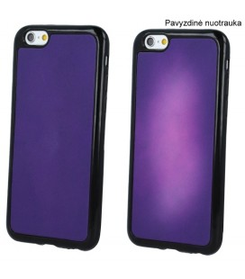 "Violetinis dėklas Apple iPhone 5/5s/SE telefonui ""TPU Termo"""