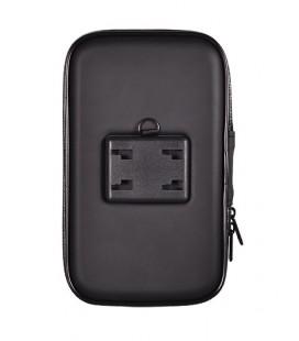 """Juodos spalvos odinis atverčiamas """"iCarer Vintage"""" Samsung Galaxy S8 Plus G955 dėklas"""