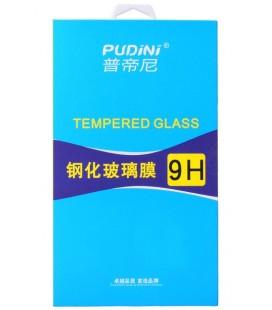"""Auksinės spalvos plastikinis dėklas Huawei P10 Lite telefonui """"Nillkin Frosted Shield"""""""