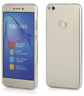 """Skaidrus silikoninis dėklas Huawei P8/P9 Lite 2017 telefonui """"Clear"""""""