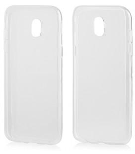 """Skaidrus silikoninis dėklas Samsung Galaxy J5 2017 telefonui """"Clear"""""""