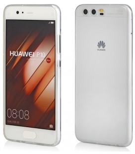 """Skaidrus silikoninis dėklas Huawei P10 telefonui """"Clear"""""""