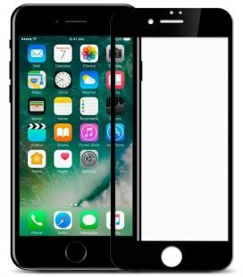 """Juodas apsauginis grūdintas stiklas Apple iPhone 7/8 telefonui """"Mocolo"""""""