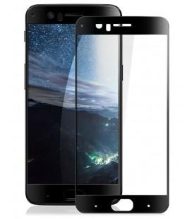 """Juodas apsauginis grūdintas stiklas Oneplus 5 telefonui """"Mocolo"""""""