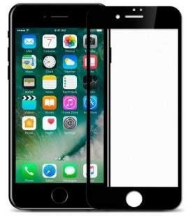 """Juodas apsauginis grūdintas stiklas Apple iPhone 7 Plus / 8 Plus telefonui """"Mocolo"""""""