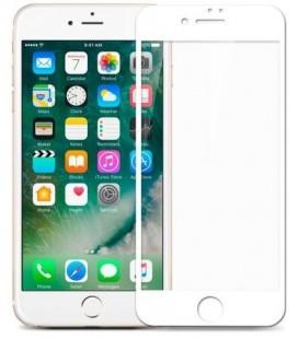 """Baltas apsauginis grūdintas stiklas Apple iPhone 7 Plus / 8 Plus telefonui """"Mocolo"""""""