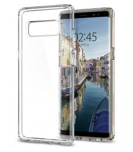 "Skaidrus dėklas Samsung Galaxy Note 8 telefonui ""Spigen Ultra Hybrid"""