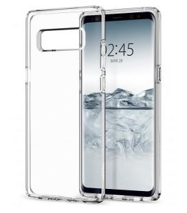 "Skaidrus dėklas Samsung Galaxy Note 8 telefonui ""Spigen Liquid Crystal"""