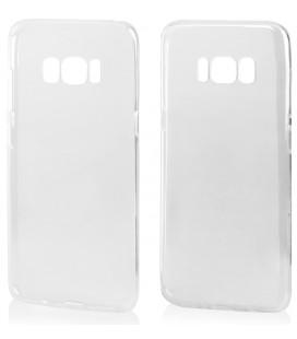 """Skaidrus silikoninis dėklas Samsung Galaxy S8 Plus telefonui """"Clear"""""""