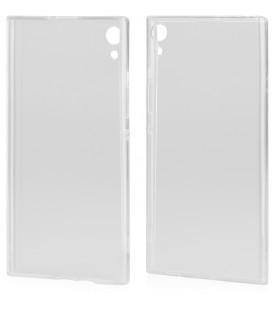 """Skaidrus silikoninis dėklas Sony Xperia XA1 Ultra telefonui """"Clear"""""""