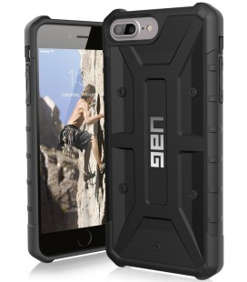 "Juodas dėklas Apple iPhone 7 Plus / 8 Plus telefonui ""UAG - Urban Armor Gear Pathfinder"""