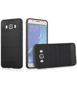 """Juodas dėklas Samsung Galaxy J7 2016 telefonui """"Tech-Protect"""""""