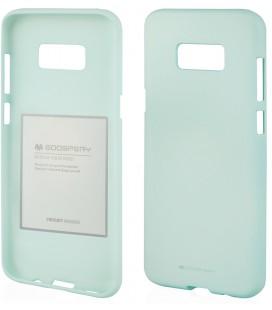 """Mėtos spalvos silikoninis dėklas Samsung Galaxy Note 8 telefonui """"Mercury Soft Feeling"""""""