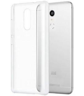 """Skaidrus silikoninis dėklas Xiaomi Redmi Note 4 telefonui """"Mercury Goospery Pearl Jelly Case"""""""