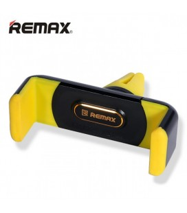 """Universalus geltonas automobilinis telefono laikiklis """"Remax RM-C01"""""""