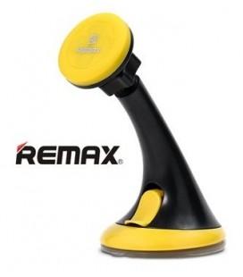 """Universalus geltonas automobilinis telefono laikiklis """"Remax RM-C09"""""""