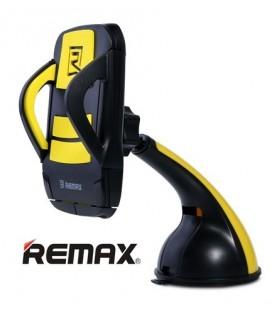 """Universalus juodas automobilinis telefono laikiklis """"Remax RM-C04"""""""
