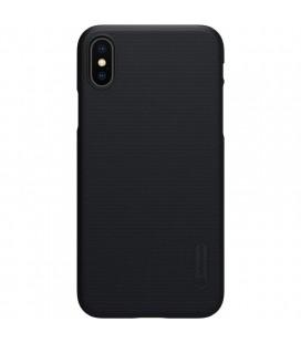 """Juodos spalvos odinis atverčiamas """"iCarer Vintage"""" Apple iPhone 7 Plus / 8 Plus dėklas"""