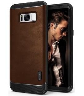 """Rudas dėklas Samsung Galaxy S8 telefonui """"Ringke Flex S"""""""