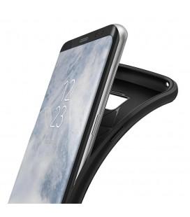 """Originalus juodas dėklas """"Dual-layer Protection"""" Samsung Galaxy J5 2017 telefonui ef-pj530cbe"""