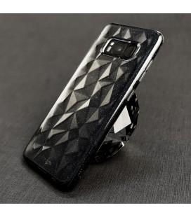 Baltos spalvos lenktas apsauginis grūdintas stiklas Apple iPhone X 10 telefonui.