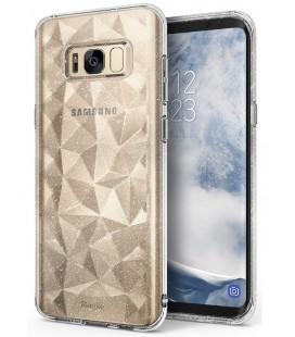 """Skaidrus dėklas Samsung Galaxy S8 telefonui """"Ringke Prism Air Glitter"""""""