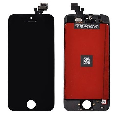 Apple iPhone 5 LCD ekranas (juodas)