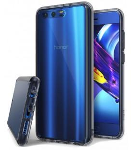 """Pilkas dėklas Huawei Honor 9 telefonui """"Ringke Fusion"""""""