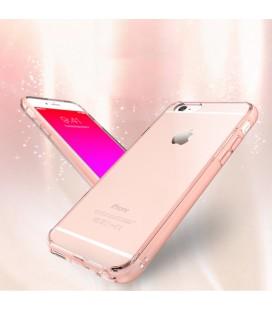 """Juodas silikoninis dėklas Huawei P8/P9 Lite 2017 telefonui """"Glossy"""""""
