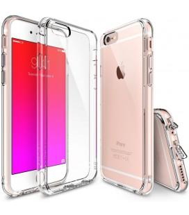 """Skaidrus dėklas Apple iPhone 6/6s telefonui """"Ringke Fusion"""""""