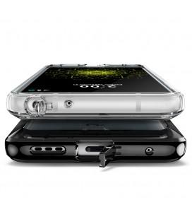 """Rožinis silikoninis dėklas Huawei P10 telefonui """"Glossy"""""""