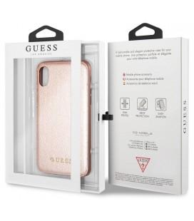"""Auksinės spalvos atverčiamas """"Telone Book Pocket"""" Samsung Galaxy S8 Plus G955 dėklas"""