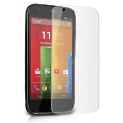 """Apsauginė ekrano plėvelė - grūdintas stiklas """"Tempered Glass"""" Motorola Moto G XT1032 telefonui."""